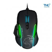 Chuột Roccat Kone AIMO Owl Eye Optical RGB - Black