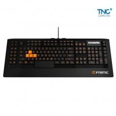 SteelSeries Apex illuminated Fnatic Edition