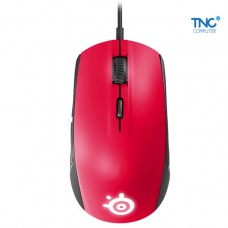 Mouse SteelSeries Rival 100 Forged Red