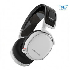 Tai nghe SteelSeries Arctis 7 Wireless white