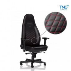 Ghế Gaming NobleChairs  ICON Series - black/red