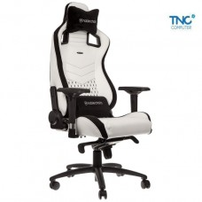 Ghế Gaming NobleChairs EPIC Series White