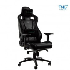 Ghế Gaming NobleChairs EPIC Series Black/Green