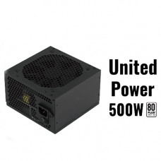 NGUỒN AEROCOOL UNITED POWER 500W 80Plus Certified
