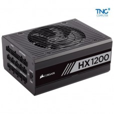 Nguồn Corsair HX Series HX1200 – 1200W 80Plus Platinum Fully Modular