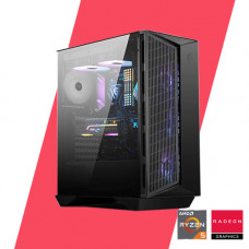 Gaming PC - Nova 6700XT - Ryzen 5 5600X/ B550/ 16GB/ RX 6700XT/ 256GB/ 650W