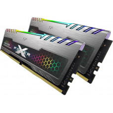 RAM Silicon Power XPOWER Turbine RGB 16GB (8GBx2) DDR4 3200MHz