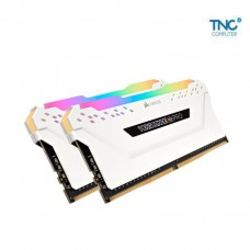 RAM Corsair Vengeance RGB Pro 16GB (2x8GB) Bus 3200Mhz White