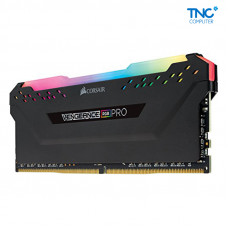 RAM Corsair VENGEANCE RGB PRO 16GB DDR4 DRAM 3000MHz Black