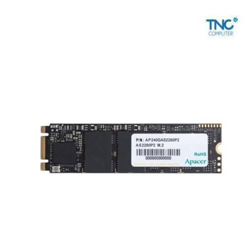 Ô cứng SSD Apacer 240GB AS2280P2 NVMe M.2 2280