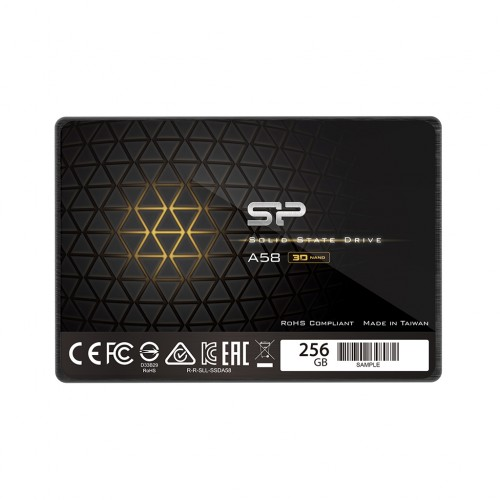 Ổ cứng SSD Silicon Power A58 256gb Sata III
