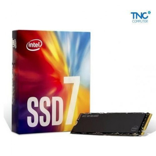 m2SSD Intel 760p Series 256GB M.2 80mm PCIe NVMe 3.0x4
