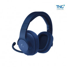 Tai nghe Logitech G433 7.1 Wired Surround Gaming Headset Blue