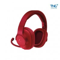 Tai nghe Logitech G433 7.1 Wired Surround Gaming Headset Red