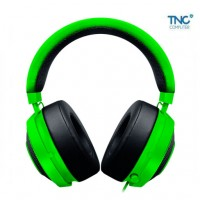 Razer Kraken Pro V2 - Analog Gaming Headset - Green - Circular Ear Cushions