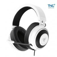 Tai nghe Razer Kraken Pro V2 - Analog Gaming Headset - White - Circular Ear Cushions