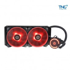 ID Cooling AURAFLOW 240 - Extreme RGB CPU Cooling