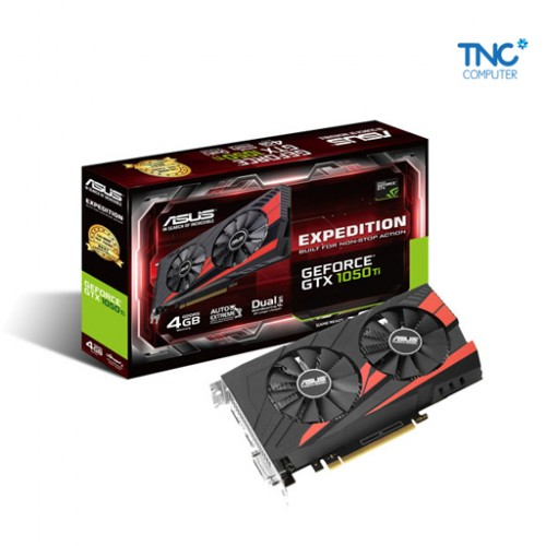 VGA ASUS EXPEDITION GTX 1050TI 4GB
