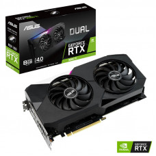 Card Màn Hình Asus Dual GeForce RTX3060 Ti V2 Edition (LHR)