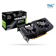 Vga Inno3D GeForce GTX 1050 Ti Twin X2 4Gb GDDR5