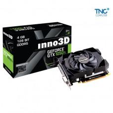 VGA Inno3D GeForce GTX 1050 Ti Compact 4Gb GDDR5