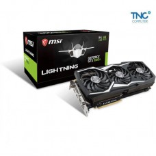 VGA MSI GTX 1080Ti LIGHTNING Z 11GB