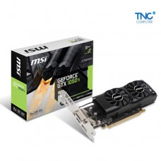 VGA MSI GEFORCE GTX 1050 Ti 4GT LP