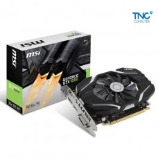 VGA MSI GEFORCE GTX 1050 2G OC